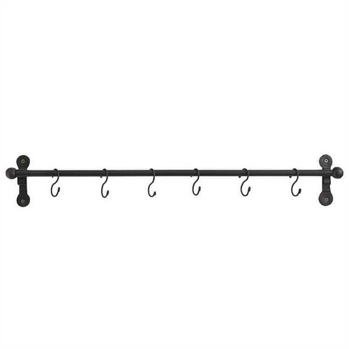 Metal Bar with S Hooks