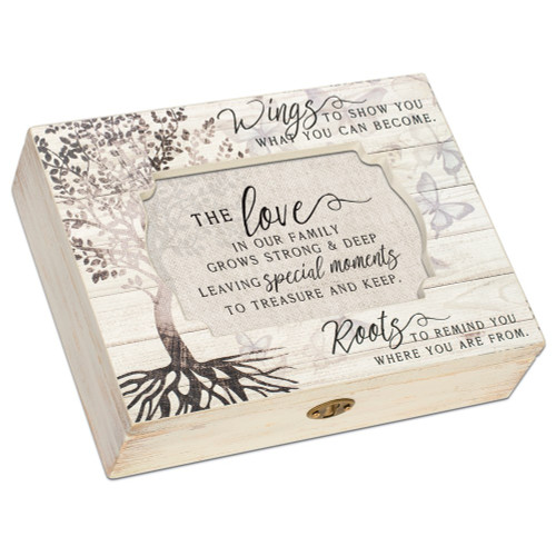 LOVE FAMILY SPECIAL MOMENTS MUSIC BOX