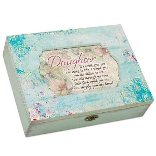 DAUGHTER YOU ARE LOVED MUSIC BOX