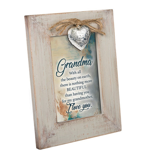 GRANDMA/ WITH ALL THE BEAUTY ON EARTH