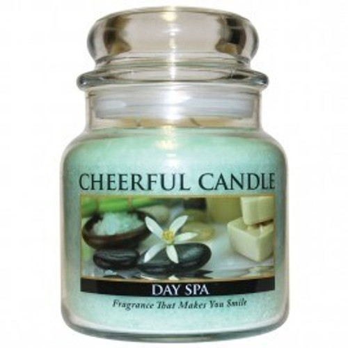 Day Spa Cheerful Candle 16oz