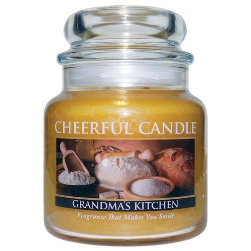 Grandma's Kitchen Cheerful Candle 16 oz.