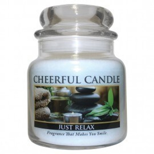 Just Relax Cheerful Candle 16 oz.