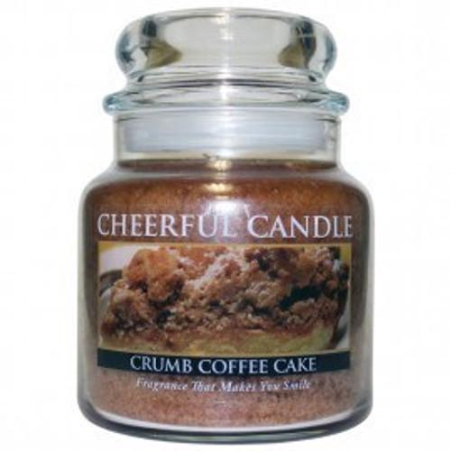Crumb Coffee Cake Cheerful Candle 16 oz.