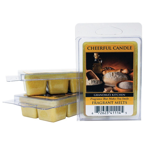 Grandma's Kitchen Cheerful Candle Fragrance Melts