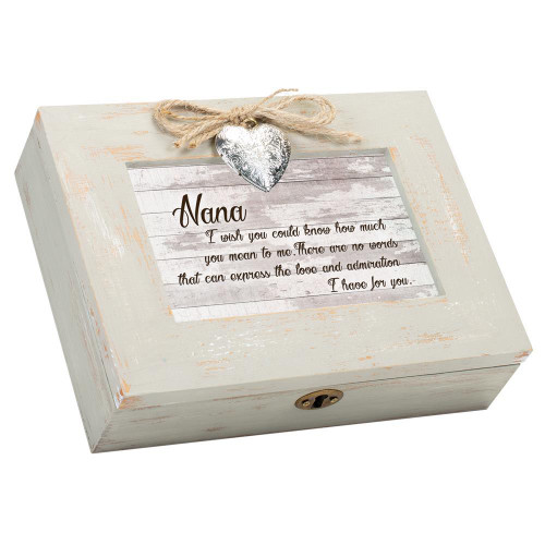 NANA THE LOVE I HAVE FOR YOU MUSIC BOX