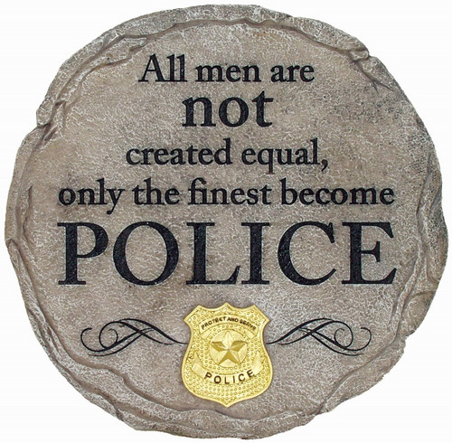 POLICE STEPPING STONE