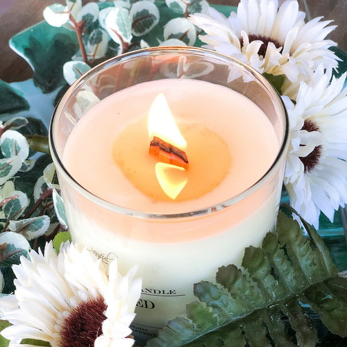 Fruity Scentsation Wooden Wick Candle 8oz