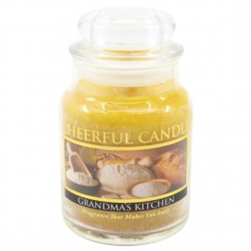 Grandma's Kitchen Cheerful Candle 6 oz.