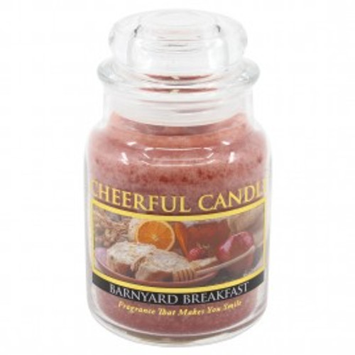 Barnyard Breakfast Cheerful Candle 6 oz.