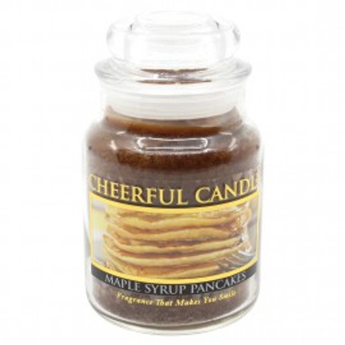 Maple Syrup Pancakes Cheerful Candle 6 oz.