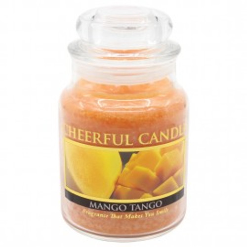 Mango Tango Cheerful Candle 6 oz.