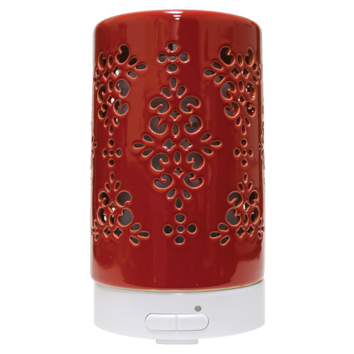 Tapestry Red Ultrasonic Diffuser/Color Changing