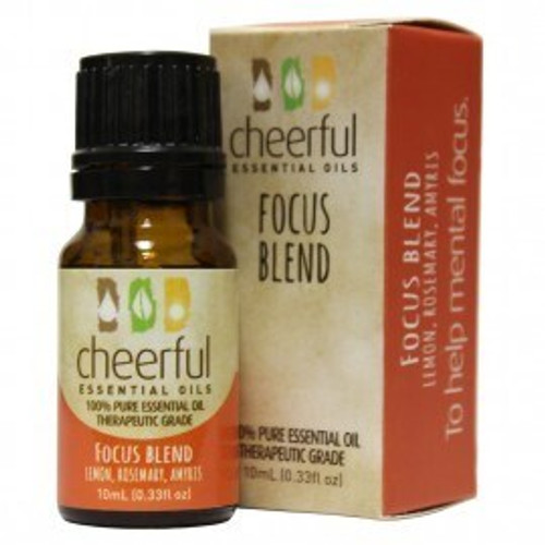 Focus Blend Cheerful Essential Oil