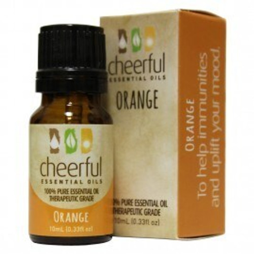 Orange Cheerful Essential Oil