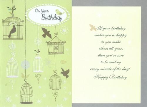 Greeting Card - Birthday General