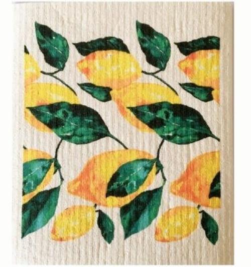 Citrus-More Joy Swedish Dishcloth