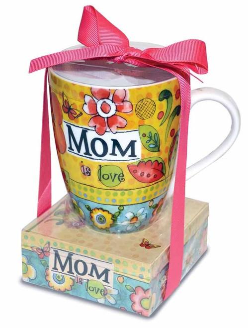 Mug & Notepad Set: Mom