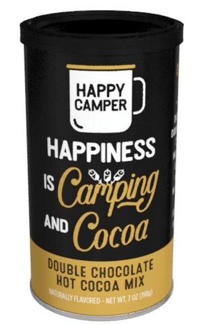 HAPPY CAMPER DOUBLE CHOCOLATE HOT COCOA MIX
