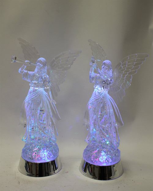 LED Water Spinner Angel 2 styles to choose from