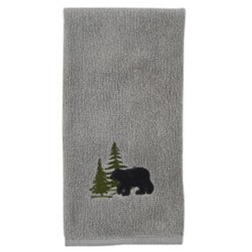 BEAR FINGERTIP TOWEL