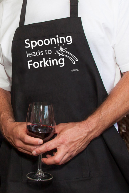 Apron Spooning Leads to Forking