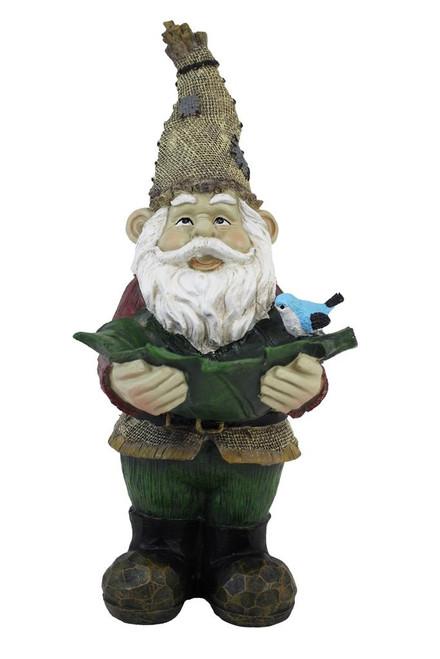 Poly Gnome Birdfeeder