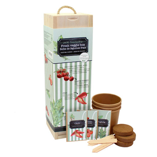 Garden Grow Kit - Fresh Veggie Box