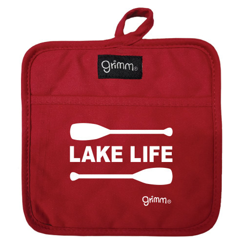 Lake Life Pot Holder
