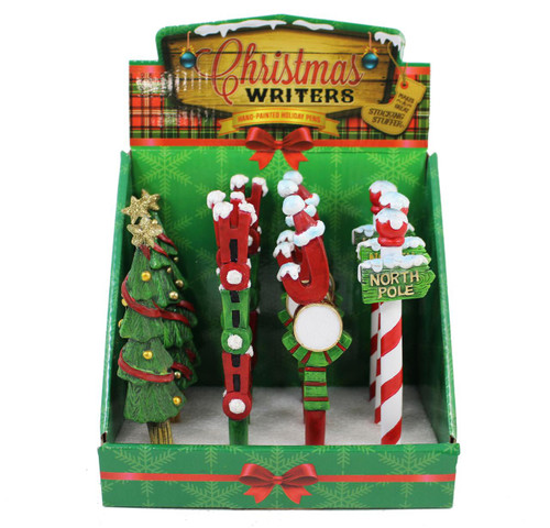 Christmas Pens (4 styles to choose from)