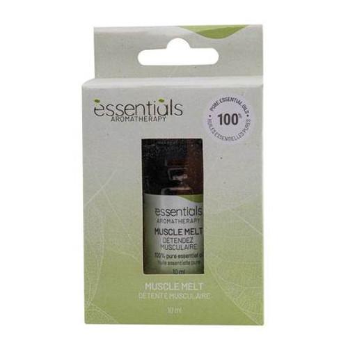 Essential Oil Blend - Muscle Melt 10 ml