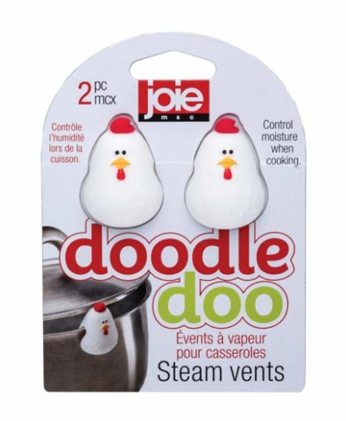 Doodle Doo Steam Vents