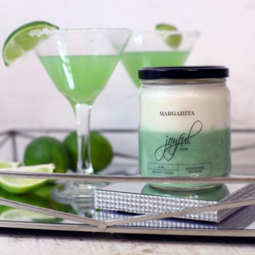16 oz Soy Candle - Margarita