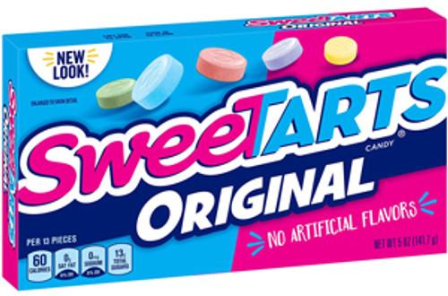 Sweet Tarts Theatre Box Size