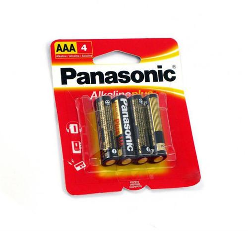 Panasonic AAA Batteries (4 Pack)