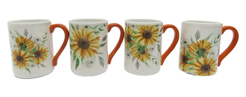 Sunflower Mug - 4 Styles to choose from