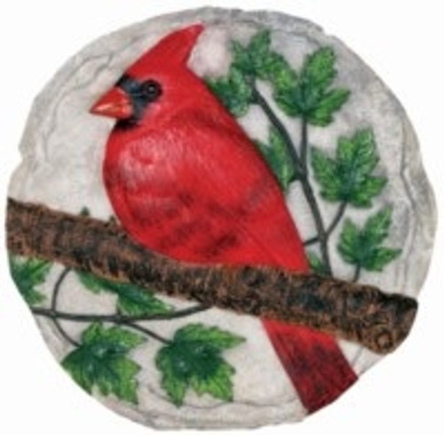 Cardinal Stepping Stone