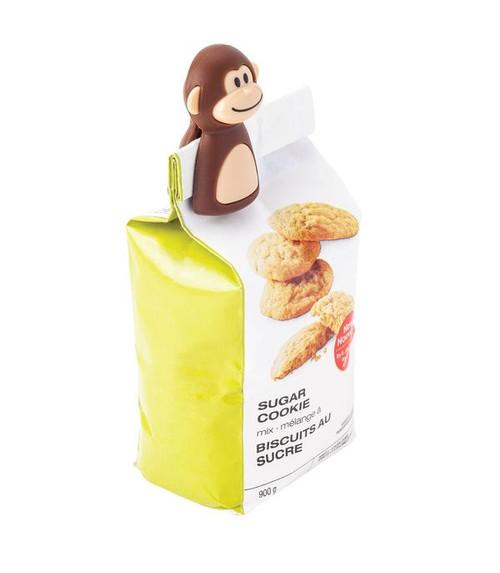 Monkey - Bag Clip