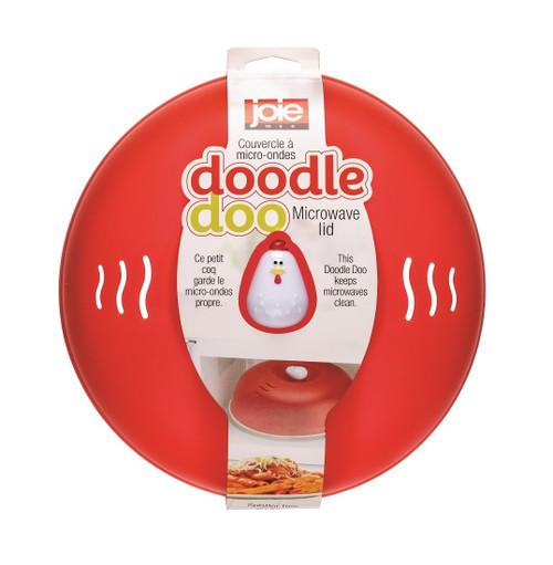 Doodle Doo Microwave Lid