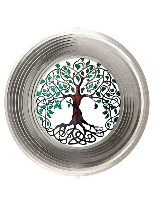 """LARGE Wind Spinner TREE OF LIFE 12"""""""