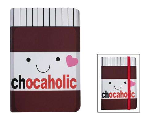 NOTEBOOK-CHOCAHOLIC
