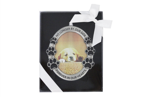 Memorial Small Frame Paws - Hanging or Standing