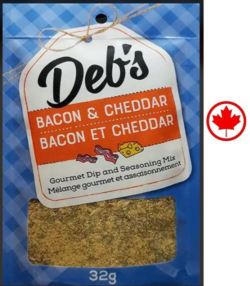Deb's Dip Bacon & Cheddar