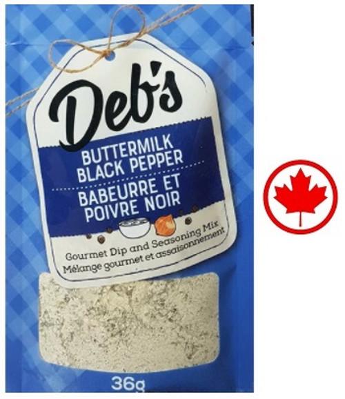 Deb's Dip Buttermilk Black Pepper