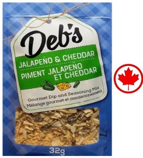 Deb's Dip Jalapeño & Cheddar