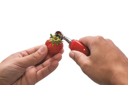 Strawberry Slice & Hull