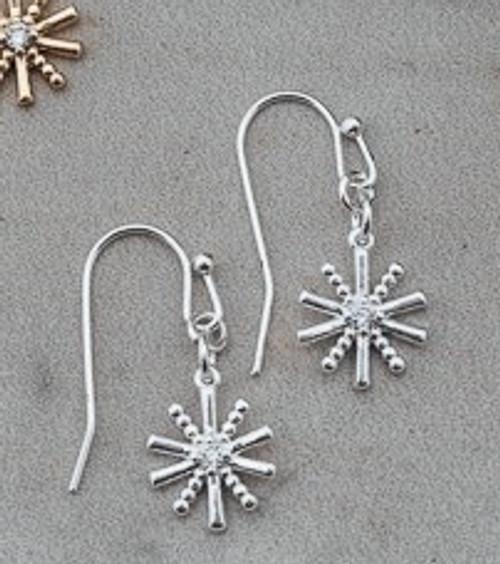 Celebration Earrings-silver