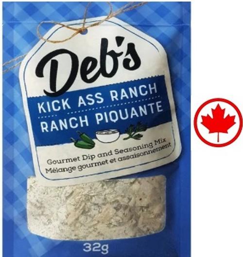 Deb's Dip Kick Ass Ranch