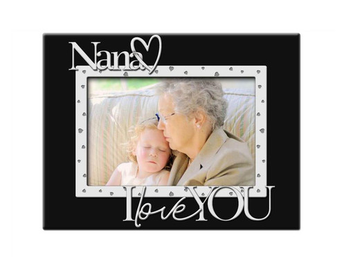 Nana I Love You Frame