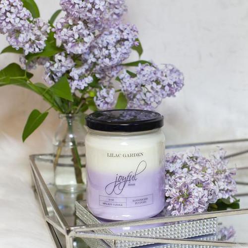 Lilac Garden Soy Wax Melts